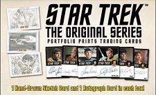 Star Trek Original Series Portfolio Trading Cards