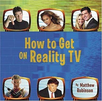 Rality TV Book