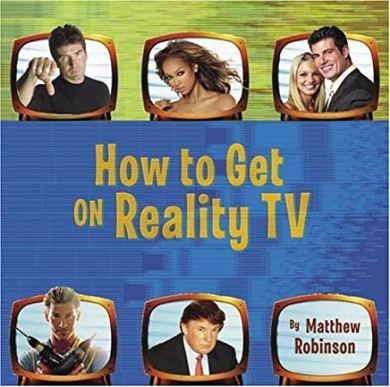 Rality TV Book